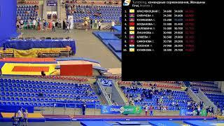 Чемпионат России по прыжкам на батуте 2019 года День 2 ДМТ и АКД