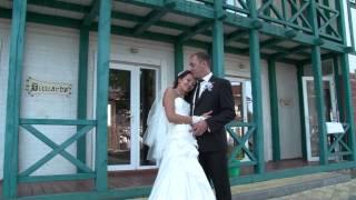 Стильная свадьба Андрея и Елены