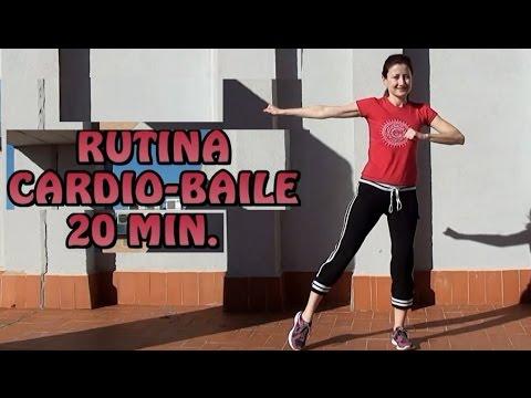 RUTINA CARDIO PARA ADELGAZAR BAILANDO- CARDIO PARA PRINCIPIANTES, BAJO IMPACTO