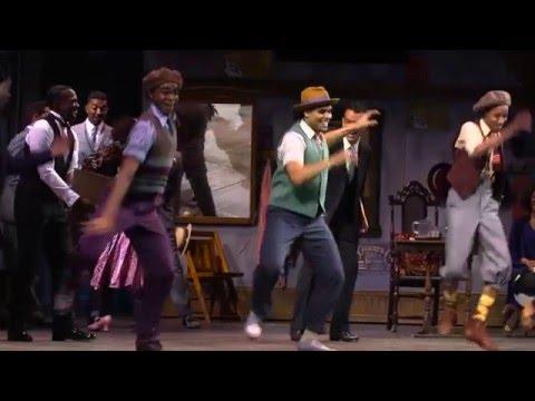 Shuffle Along Musical Revival On Broadway Youtube