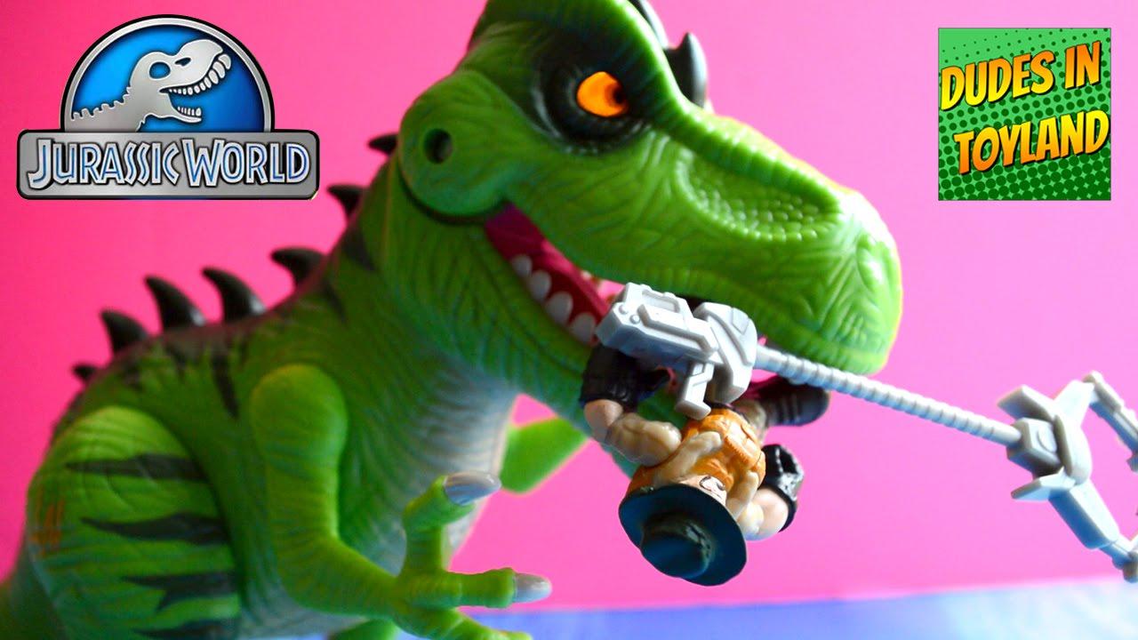 Jurassic World Toys Playskool Heroes T Rex Dinosaur Toy For
