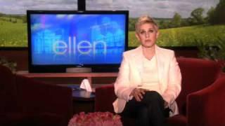 Egy fontos üzenet Ellen DeGenerestől a leszbikus, meleg és transznemű fiatalok gyötrése miatt