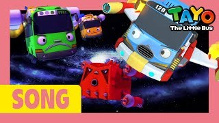 Tayo Opening Theme Song l Tayo Space Adventure l Tayo the Little Bus
