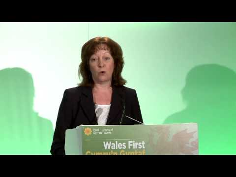 Jill Evans MEP - Speech to Plaid Cymru Spring Conference 2014