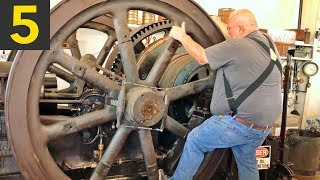 Top 5 Antique Engine Startups - Good Feels