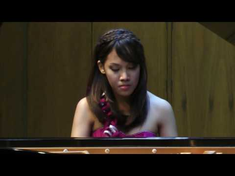 Mozart: Piano Concerto No. 20 in D minor, K466  - Jan Christine Pacis
