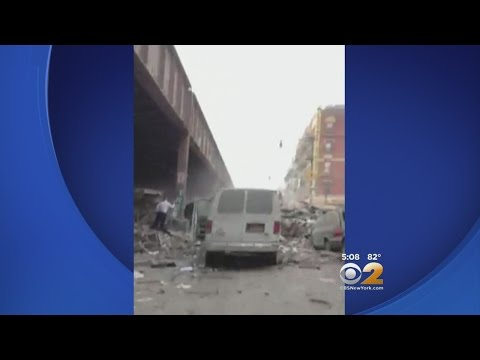 NTSB Reveals Findings In East Harlem Blast Probe