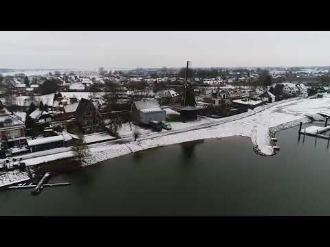 SNEEUW HAVEN VEESSEN WINTER 2017