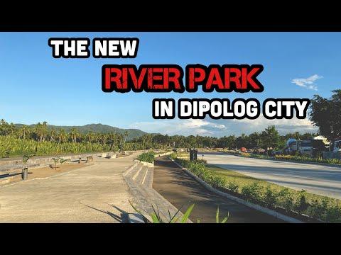 The RIVER PARK!
