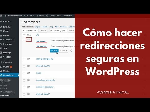 Plugin Redirection: Cómo Hacer Redirecciones Seguras En WordPress