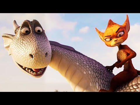 DRAGON RIDER - Official Trailer (2020)