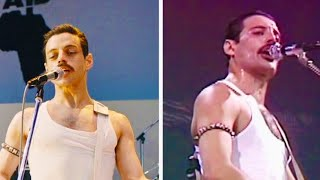 """Bohemian Rhapsody """"Crazy Little Thing Called Love"""" DELETED SCENE"""