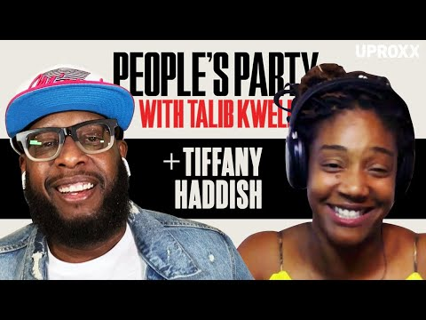 Talib Kweli & Tiffany Haddish Talk Comedy, Early Career Struggles, Hip-Hop | People's Party Full