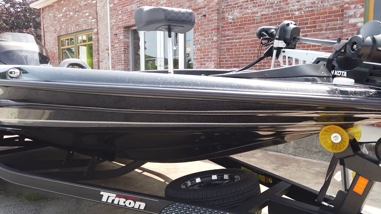 2019 Triton Boats 20TRX PATRIOT for sale in Norwich, CT