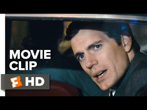 The Man from U.N.C.L.E. Movie CLIP – Stop the Car (2015) - Henry Cavill Action Movie HD