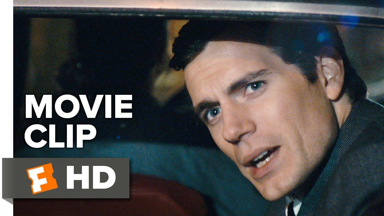 The Man From U N C L E Movie Clip Stop The Car 2015 Henry Cavill Action Movie Hd Youtube