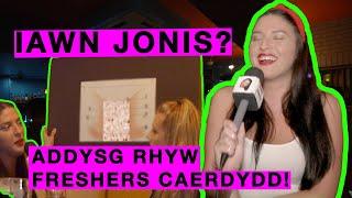 IAWN JONIS?  IECHYD RHYW FRESHERS CAERDYDD!
