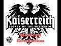 HOI4 Kaisereich Mexican Revolution Campaign 12