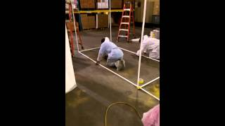 asbestos pre-cleaning training