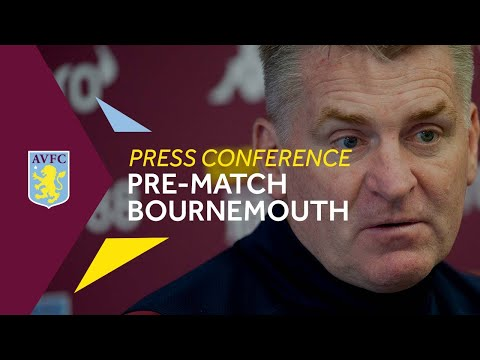 PRESS CONFERENCE | Bournemouth
