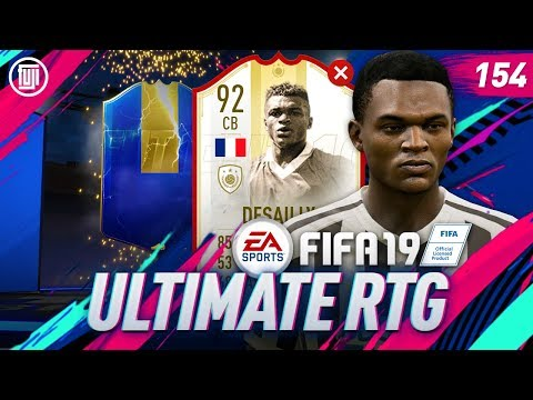 NO WAY!!! ULTIMATE RTG - #154 - FIFA 19 Ultimate Team