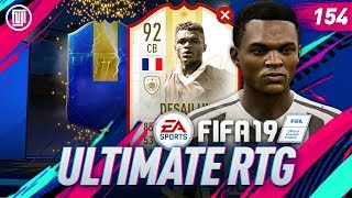 NO WAY!!! ULTIMATE RTG - #154 - FIFA 19 Ultimate Team
