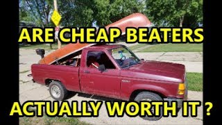 Gambar cover Reviving a $500 BEATER - Make it Reliably Roadworthy !!! (TBT First JYD & TH289 Project)