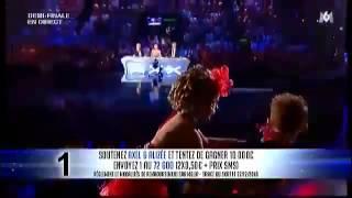 Axel Alizée Semi Final Europe S Got Talent