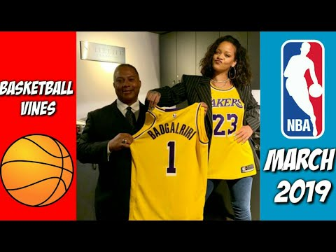 BEST BASKETBALL VINES OF MARCH 2019 #1