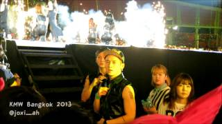 [Fancam] Cuties Kwon twins in 2NE1's I Love U