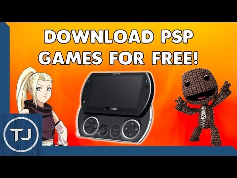 How To Download All PSP Games For Free 2017!
