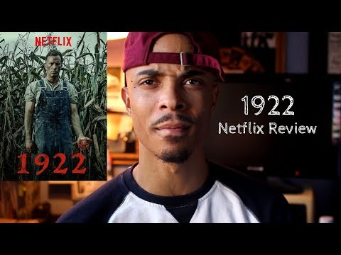 1922: Netflix Movie Review