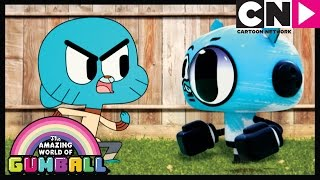 Gumball | The Robot | Cartoon Network