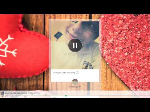 Love You Like A Love Song - Selena Gomez  Cover  - Mateo Castellanos