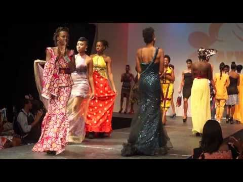 Beni Boo Designs at African Fashion Week Toronto