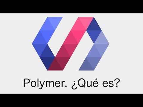 Polymer. Tutorial 1. ¿Qué es Polymer? Instalación y configuración