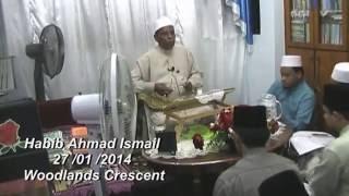 Habib Ahmad Ismail : Kecelakaan yang besar bagi mereka yang hati nya sudah jadi batu