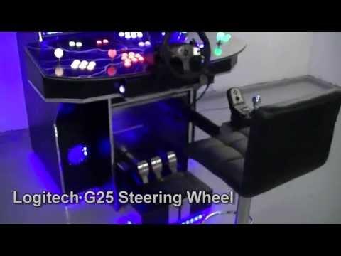 Custom Arcade Cabinet (ProFusion Retrocade)
