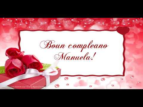 Tanti Auguri Di Buon Compleanno Emanuela Cartoline Di