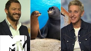 Video Finding Dory Cast Want Sea Lion Spinoff! | MTV download MP3, 3GP, MP4, WEBM, AVI, FLV Desember 2017