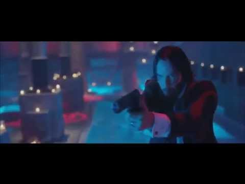 John Wick Club Scene Ft.