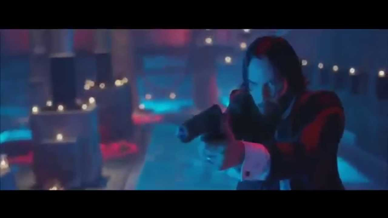 John Wick Club Scene Ft