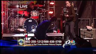 Gin Blossoms - Follow You Down - 1/12/2011
