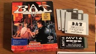 BAT Atari ST game MV16 soundtrack intro music