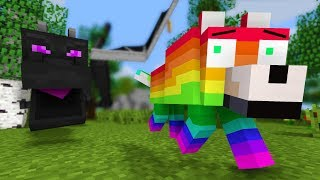 🔴 All Minecraft Life 2018 - MINECRAFT CHALLENGE ANIMATION - (Wolf Life, Lego Meets Minecraft)
