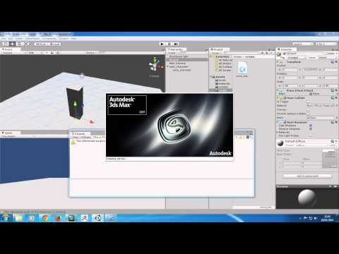 Unity3D/C#: Intro to C# programming in Unity3D part1 (Tunisian native language)
