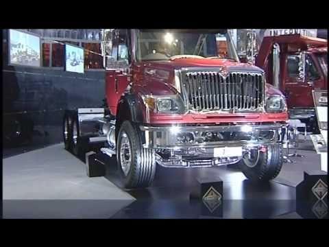 Johannesburg Motor Show advertising video - English