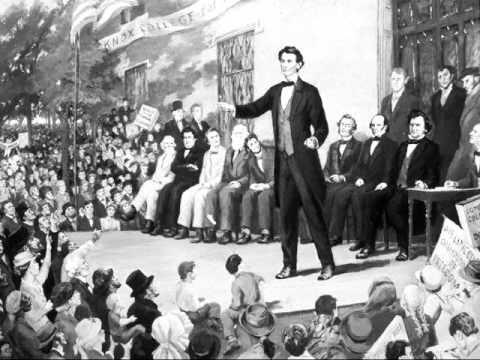 Inside The Lincoln Douglas Debates - Documentary