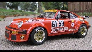 Revell 1976 Porsche 934 RSR Jägermeister 1/24 Scale Model Kit Build Review 07031
