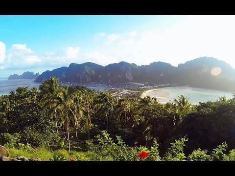 Ko Phi Phi Don / Thailand 4K Ultra HD Time Lapse Flow-Mow 360